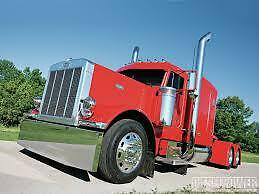 Custom Peterbilt, KW & Western Star Bumpers