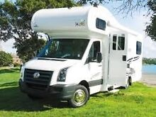 Top of the range motor home Sydney Region Preview