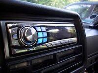 Alpine CD player mint
