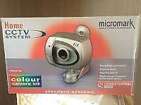 Home CCTV System - Micromark Colour Camera Kit - MM23198 £30