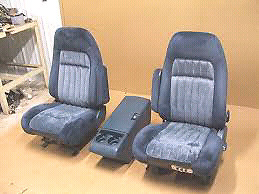 Looking for these exact seats 88-94 chevy truck