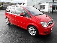 Vauxhall/Opel Meriva 1.4i 16v Active 5 Door Hatch Back