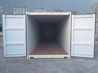 Secure Container Storage/Self Storage to rent in Ipswich