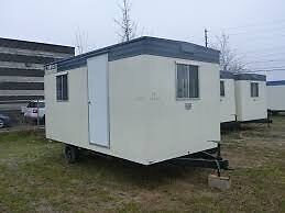 Looking for mobile office trailer