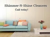 Shimmer N Shine Cleaners