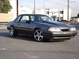 Looking for a clean 1988-1993 notch back mustang 5.0