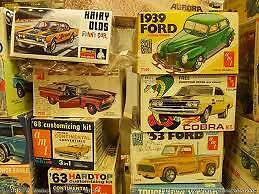 Wanted: WANTED: MODEL KITS CARS TRUCKS HOT RODS etc. Liverpool Liverpool Area Preview