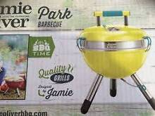 Jamie Oliver Park portable charcoal yellow BBQ NEW IN BOX! North Adelaide Adelaide City Preview