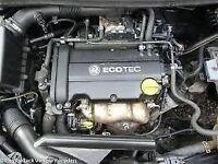 VAIUXHALL CORSA SXI ENGINE 1.4 PETROL Z14 XEP FULLY TESTED 2011