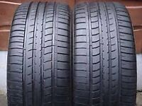 Run flat Tyres Goodyear NCT 5 Eagle 245 40 18 93Y (Off BMW 520D 2007 E60)