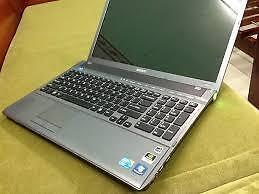 Intel i7 Quad Core Webcam 6gb Ram 320gb HD Win 7 WiFi HDMi Gaming Sony Vaio Laptop Nvidia Video Graphics $300 Only