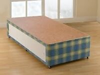 Brand New Single divan bed unwanted gift and still for sale .........
