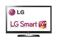 """42"""" LG smart tv selling it for £220 ,price is negotiable and guarantee,need quick"""