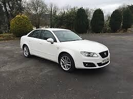 2011 Seat Exeo 2.0 TDI CR (Tech Pack) ***FULLY LOADED IMMACULATE***