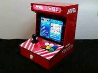 Home made arcade machine