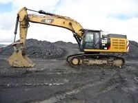 Cheap digger driver looking for work