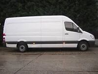 Hire a Van & Nice Man - Immediate Quote - Removals - Collections - Deliverys - Chichester Based
