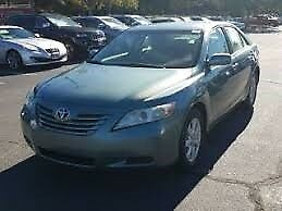 2007 Toyota Camry LE PST PAID***GOOD ON GAS***LOTS OF ROOM