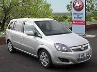 Vauxhall/Opel Zafira 1.8i 16v Design MPV 5 Door Hatch Back
