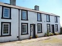 One bedroom mid terrace cottage for rent on Harras Moor, Whitehaven.