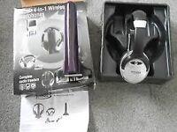 zennox wireless headphones