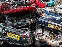 Scrap Cars / Vans Wanted Call 07776904823