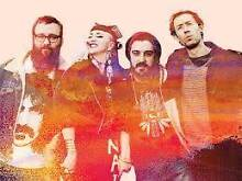 X2 tickets for Hiatus Kaiyote   $100 only   Excellent seats Sydney City Inner Sydney Preview