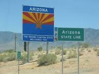 Snowbirds, I drive your vehicle for free to Arizona other Dest:
