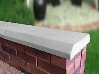 12 Large Coping Stones x605 x300 mm