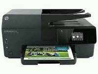 hp officejet 6830 printer AIO new+ink