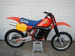 Wanted CR500 450 or 480 Albany Albany Area Preview