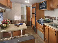 Travel Trailer 26Ft Cheroke for Rent
