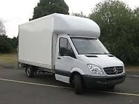 MAN AND A LUTON VAN, HOUSE REMOVALS, RELIABLE, CHEAP PRICES