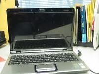 mardi laptop dell hp lenovo c2d avec integrated camera win7  99$