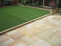decking fencing paving driveway artificial grass