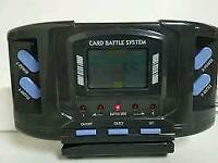 Commerce conflict barcode battler--very rare / all boxed with the games/CASH OR SWAPS ARE WELCOME
