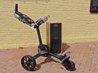 Stewart R1 push trolley- used once