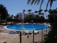 Tenerife playa las Americas 1 bedroom sleeps 3