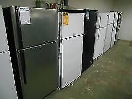 Reconditioned USED APPLIANCE Clear-out / FRIDGES $250 to $550  //  STOVES $290 to $400