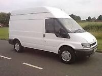 Man and Van From £17.50 Hour Local and Nationwide