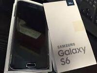 USED SAMSUNG GALAXY S6 UNLOCKED WITH BOX 32GB