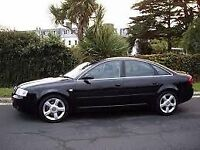 Audi A6 1.8 turbo breaking parts