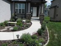 CALL APPROVED CONCRETE FOR A FREE ESTIMATE
