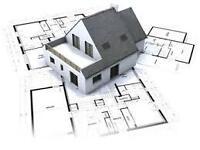 plans de maisons dessins techniques