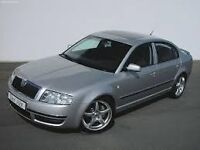 2003 skoda superb 1.9tdi and 2001 volkswagen polo 1.4tdi