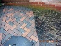 Driveway Patio and Decking Cleaning