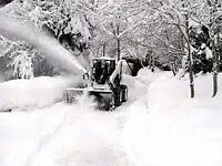 SNOW REMOVAL SERVICE- City Wide Residential and Commercial
