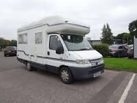 Autosleeper Ravenna or similar wanted (15k to spend)
