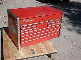OLDER GOOD QUALITY TOOLBOX WANTED. PREFER SNAP-ON.