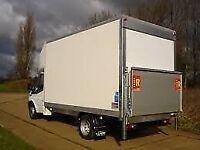 luton van driver required